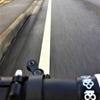 ロードバイク通勤は冬でも暑い