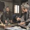 9-22/32-14  NHKテレビドラマ「北斎まんが」こまつ座の時代(アングラの帝王から新劇へ)