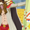 ONE PIECE(ワンピース) 716話「死の星屑 ディアマンテ猛攻の嵐」