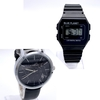 DAISO腕時計シリーズ 100円/500円時計