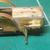 米国型モーガルを作る(106)ブレーキシリンダー、あ!やってもた!