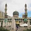 青海省西寧の巨大イスラム教寺院、東関清真大寺