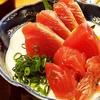 SAKANASAKABAゆいと@大井町【GoToイート】(トロかつお刺身定食)