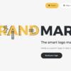 人工知能でロゴからWebサイトまでスタイルガイドをトータルで作成してくれるサービス-Brandmark