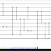 Googleの量子コンピュータフレームワークCirqを使ってみる(2. 加算器を作ってみる)