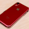 iPhoneXR純正クリアケース@耐久性や変化など使用感