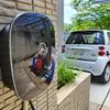 メルセデス・ベンツ 充電用ウォールユニット「Home」設置完了