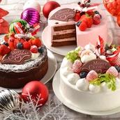 2017年《クリスマスケーキ》は通販でお手軽がイイ☆おすすめケーキ9選!