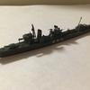 タミヤ WL 1/700 駆逐艦 吹雪 #4