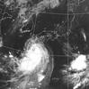 台風5号通過後の天気