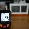 非接触レーザー温度計 購入レビュー
