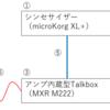 世界一わかりやすいトークボックスの始め方(2):機材の接続