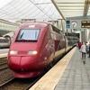 ベルギー国鉄のサイトでThalysを予約した