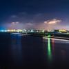 午前0時:静寂の瀬長島を徒歩で一周