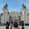 バルト三国ラトビアにある「バルトのベルサイユ」と称されるルンダーレ宮殿