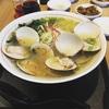 【センスが光る蛤塩ラーメン( ^ω^ )スープ飲み干す。麺処 森元 枚方】