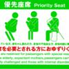 旅#番外編 ここが変だよ!京都人の優先座席での暗黙の了解?について
