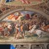 2019年ローマ旅行:ヴァチカン美術館 ~ラファエロの間とシスティーナ礼拝堂