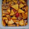 【食欲増進】常備菜。ご飯のお供に大根のハリハリ漬け