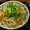 京都 うどん 丸亀製麺