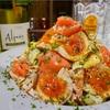 【レシピ】スモークサーモンと味玉のポテトサラダ