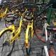ofo小黄車-上海でレンタル自転車を使用する。