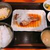 ガクさん(居酒屋・相模大野)・煮魚定食について
