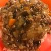 昨日の夕飯レシピ~子供に大人気!簡単なすび丼&具沢山野菜の味噌汁