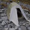 涸沢で嵐によってテントが破壊される話