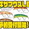 【ガウラクラフト】バルサ製ダーター「ギザマウスLB」通販予約受付開始!