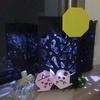 46年ぶりの【ハロウィン×満月コラボ】超・簡単な折り紙で「かわいいおばけ」と「満月」を作る