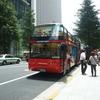 富山に期間限定で2階建てバスが走る?
