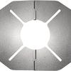 SOTO ST-310 用 Space fire製 遮熱板  折りたたみ or ロングモデル