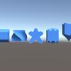 【Unity】自由に変形できるボックスを使用できる「Deform」紹介