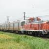 第618列車 「 甲104 JR東海キハ25形(P5f+P107f)の甲種輸送を狙う その1 」