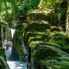 美深町 激流の滝