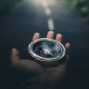 Worker's compass