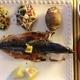 久しぶりの焼き鯖に惣菜盛り。