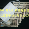 2021年4月:家計簿兼投資報告【40歳妻子持ち年収520万】