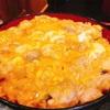 ランチ日記 #46 茅場町の鳥料理屋さんの親子丼