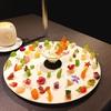 殿堂入りのお皿たち その43 【TSU・SHI・MIさんの 渾身の野菜のお皿】