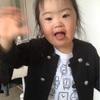 ダンスリハーサル(3歳6ヶ月)