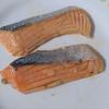 自宅で初めて魚を焼く