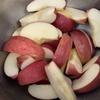 りんごのコンポート(砂糖煮))レモン果汁入り🍋