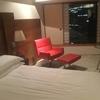 ヒルトン東京、2部屋予約してエグゼクティブラウンジをみんなで楽しむ