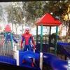 ひたすらスパイダーマンで遊んでいます。