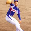 長身から角度ある投球が持ち味 HONDA鈴鹿 平尾 奎太選手 社会人左腕投手