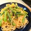時短&簡単【1食132円】鮭クリーム水漬けパスタの簡単レシピ