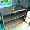 住環境改善!③台所シンク-MEX PS100MN-を設置する。