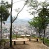 寺山から西の展望
